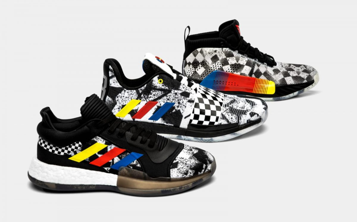 "North Carolina's Love for Motorsport Inspires adidas' 2019 ""All-Star"" Collection"