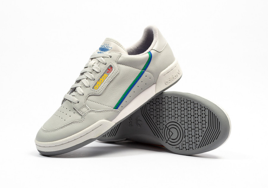 Available Now // Super 80s-Inspired adidas Continental