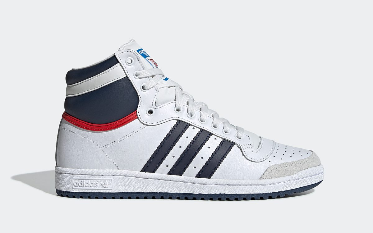 Restock! The adidas Top Ten Hi OG is Available Now