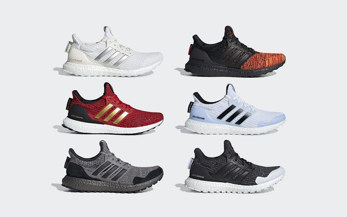 Where to Buy the Entire Game of Thrones x adidas Ultra BOOST Collection