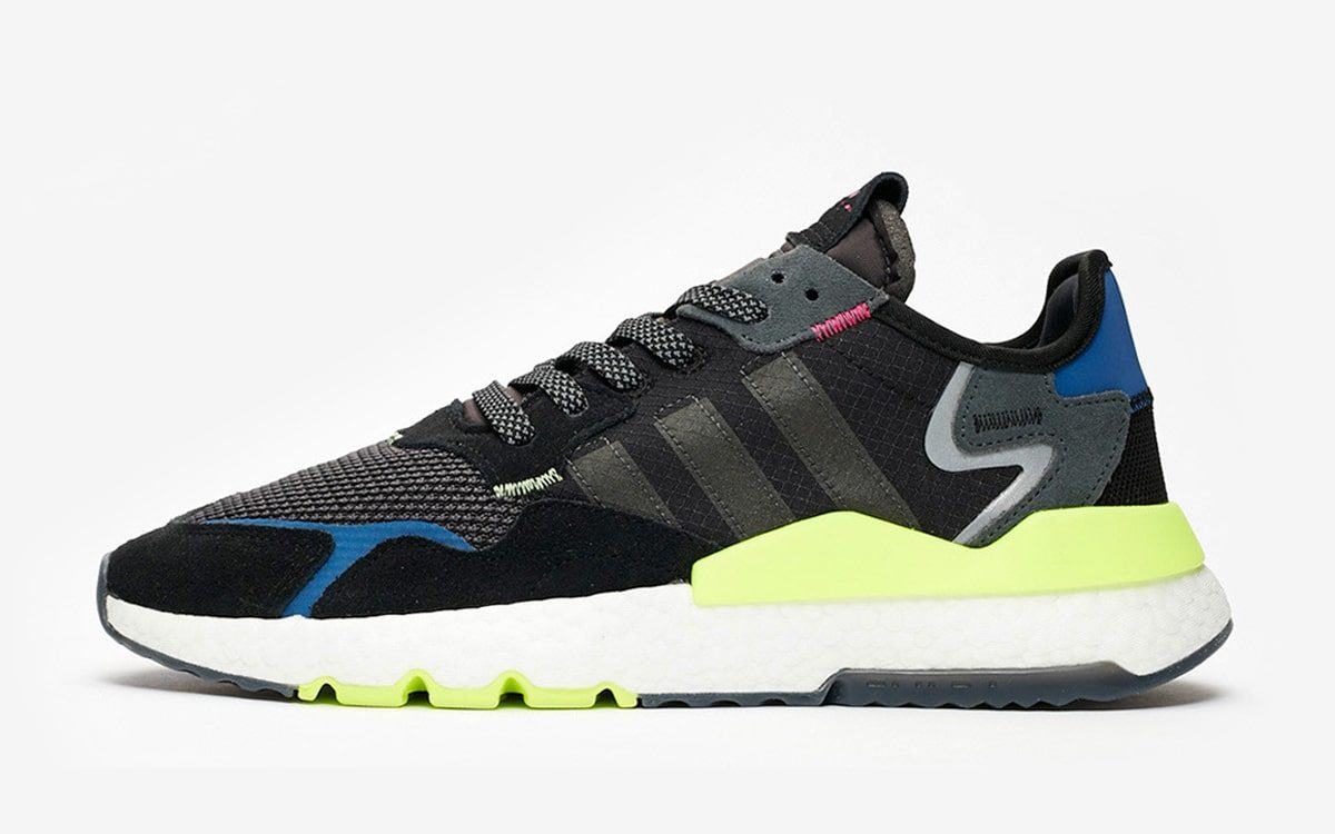 The Nite Jogger Arrives with Night-Time Neon Vibes