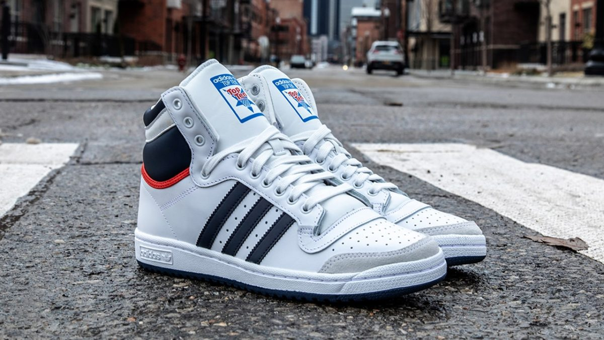 adidas Originals Bring Back the Top Ten in the City that Made it an Icon