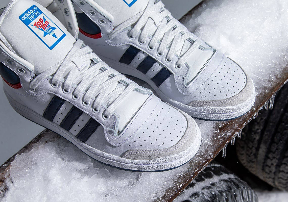 sports shoes e0d3d b9f1a adidas Originals Bring Back the Top Ten in the City that Made it an ...