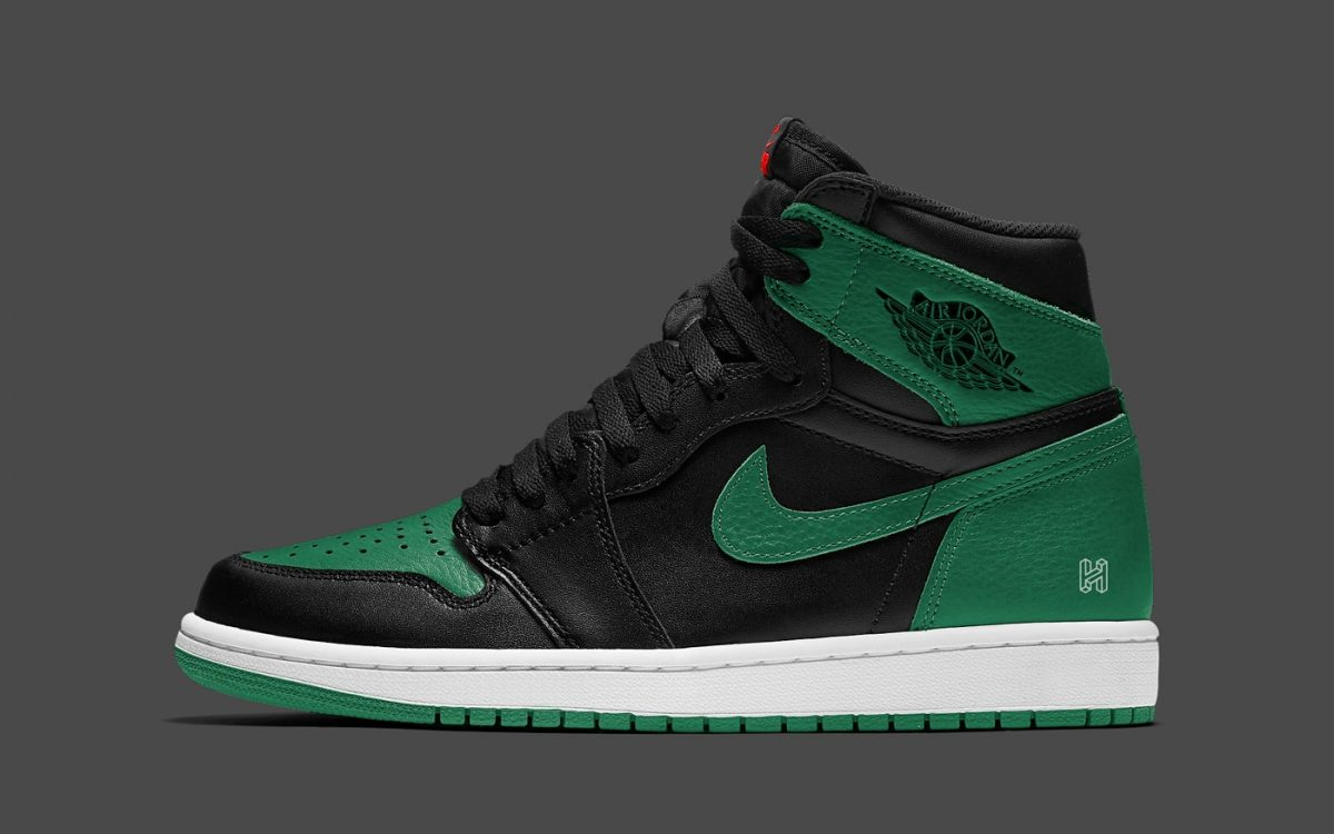 "There's More ""Pine Green"" Jordan 1s on the Way"