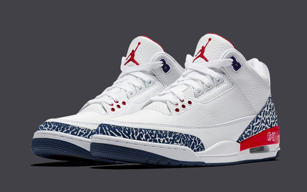 "Concept Lab // Air Jordan 3 ""Presidents Day"""