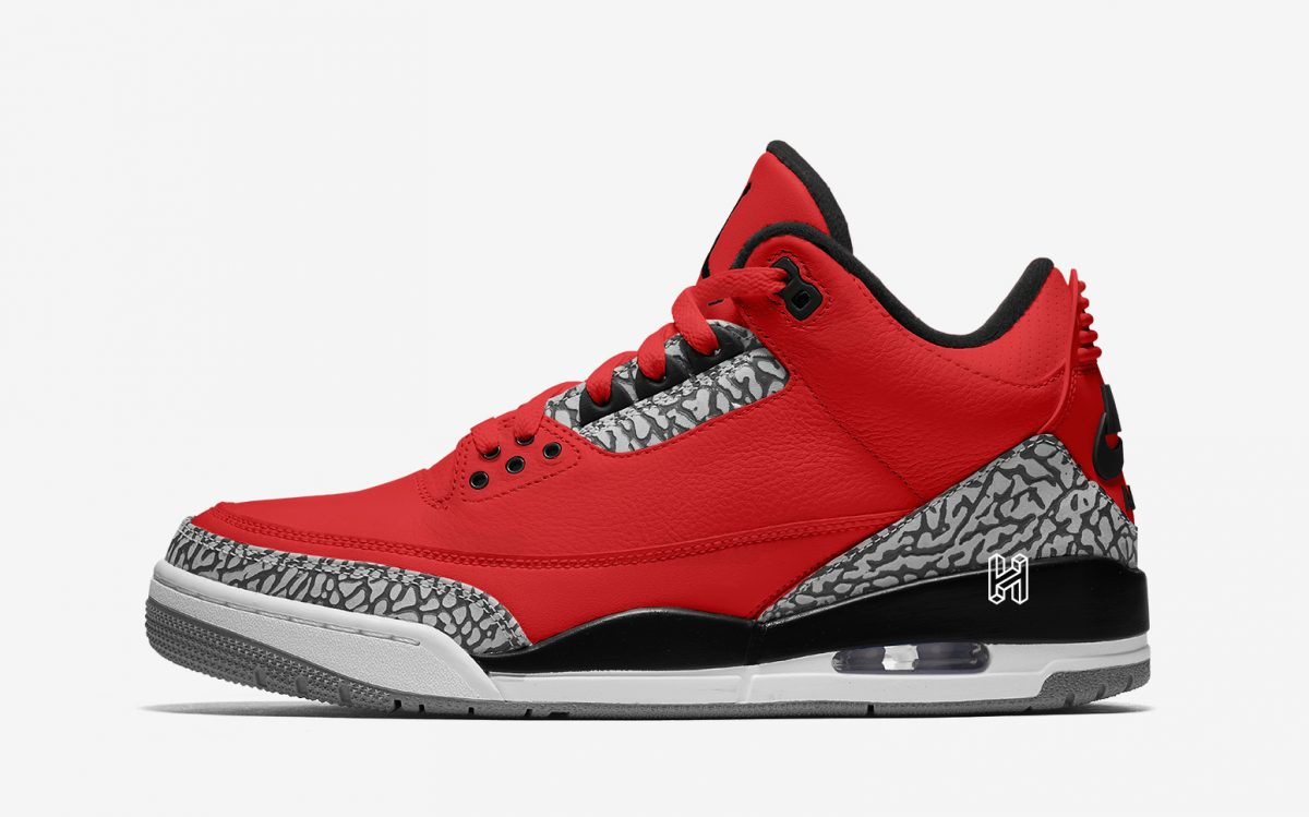 lowest price 614c1 43fb0 Next Year's All-Star Air Jordan 3 Honors the City of Chicago ...