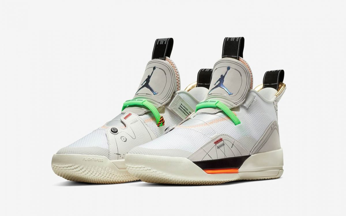 The Next Jordan 33 Shows Some Serious OFF-WHITE Signs