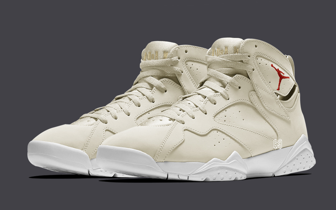 "Concept Lab // Air Jordan 7 ""Cheesecake"""