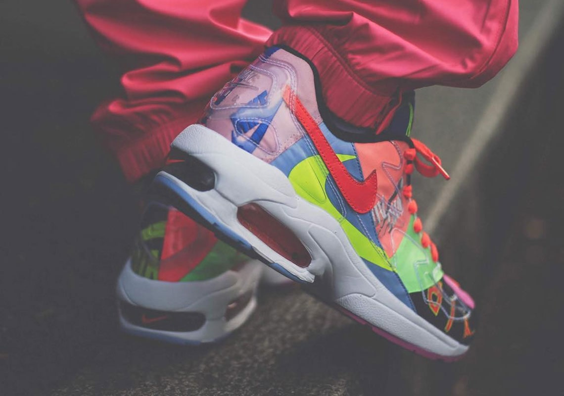 The atmos x Nike Air Max 2 Light Releases This Saturday!
