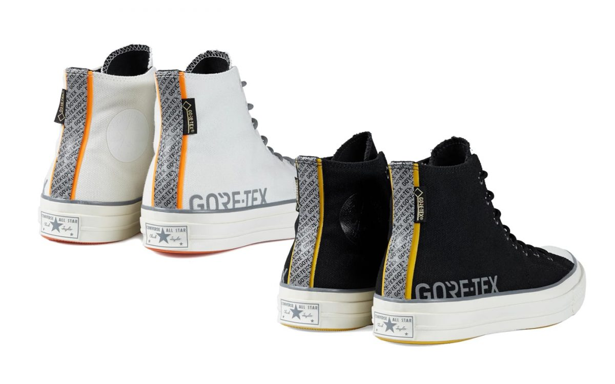 Carhartt WIP is Releasing a Couple of Gore-Tex Chucks