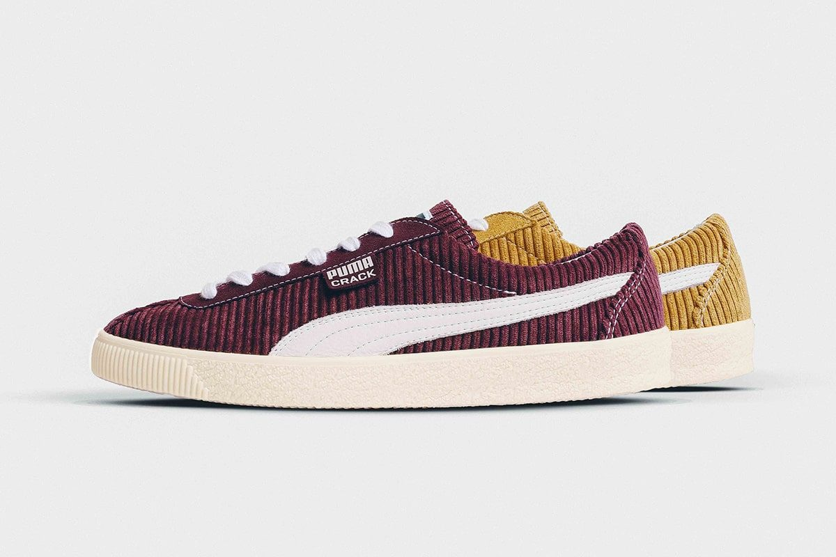 Harmony Paris' David Obadia Partners Up on Two PUMA Classics