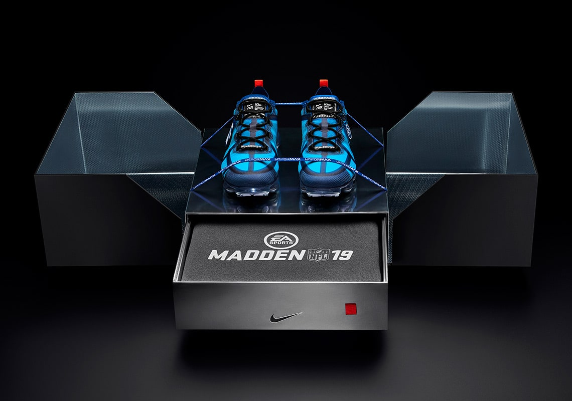 "EA Sports and Nike Celebrate Super Bowl LII with an Epic ""Madden Pack"""