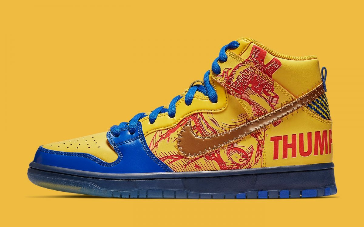 e557a8e68bba 2012 s Nike SB Dunk Will Be the Next Doernbecher to Re-Release ...