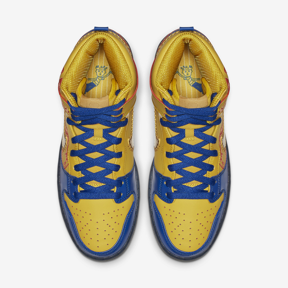 new products 8a554 32aa9 2012's Nike SB Dunk Will Be the Next Doernbecher to Re ...