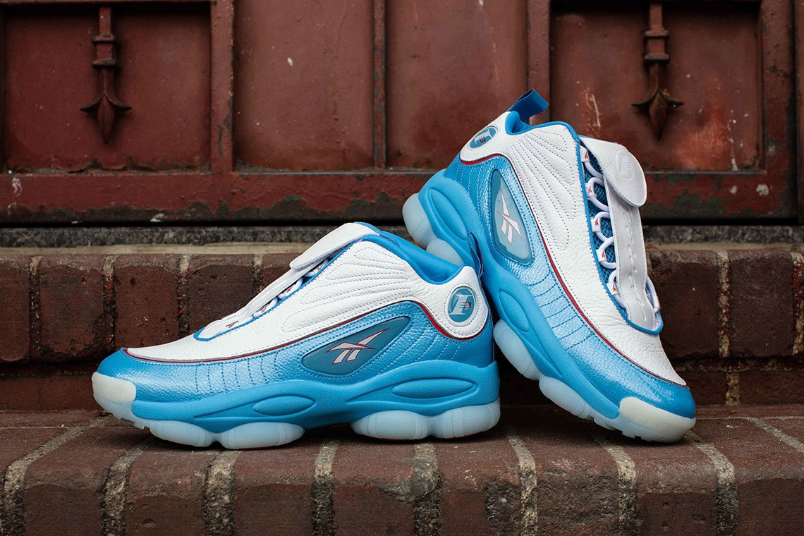 Reebok Celebrate All-Star Weekend With a UNC-Flavored Iverson Legacy