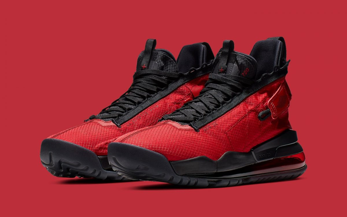 "sports shoes dd0bf c6009 The ""Gym Red"" Jordan Protro-Max 720 Releases March 21st"