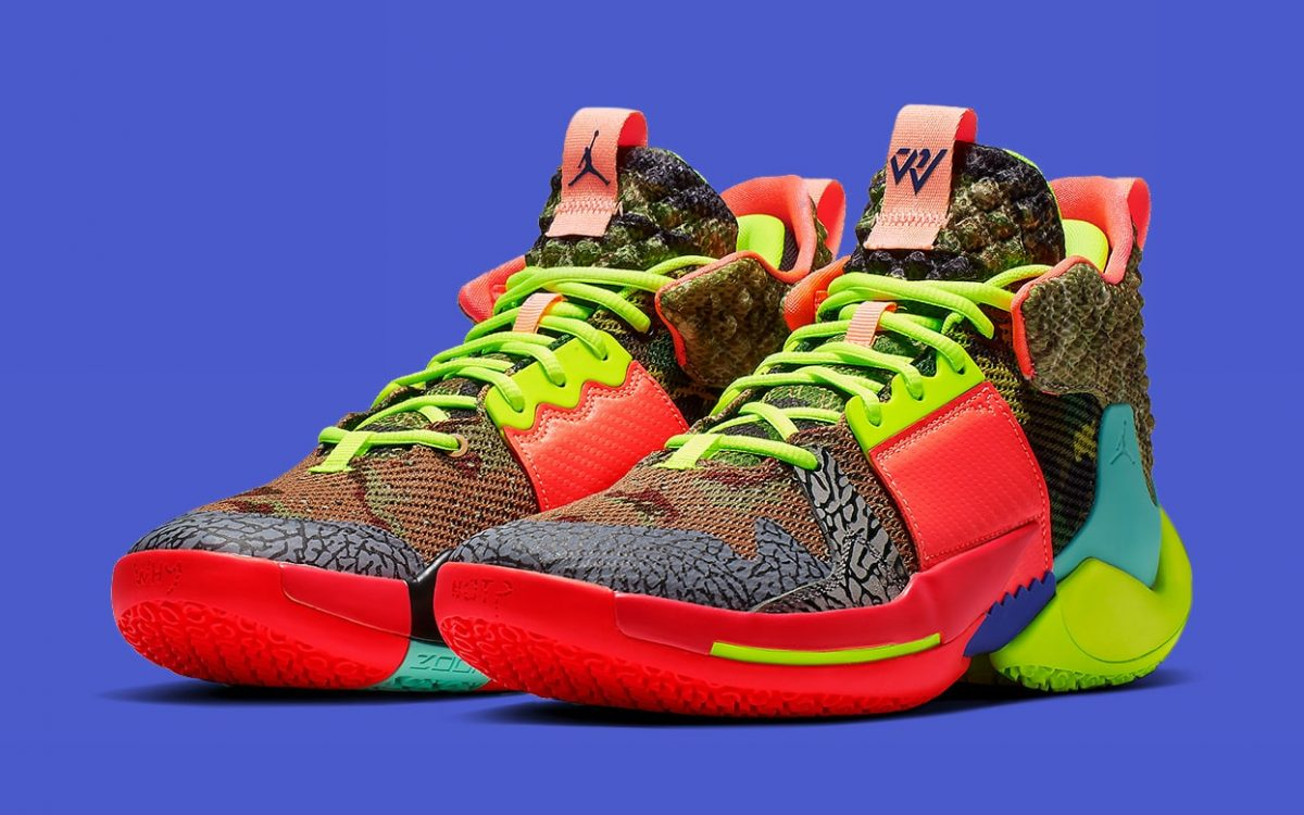 Official Looks at Russell Westbrook's Insane All-Star Sneakers