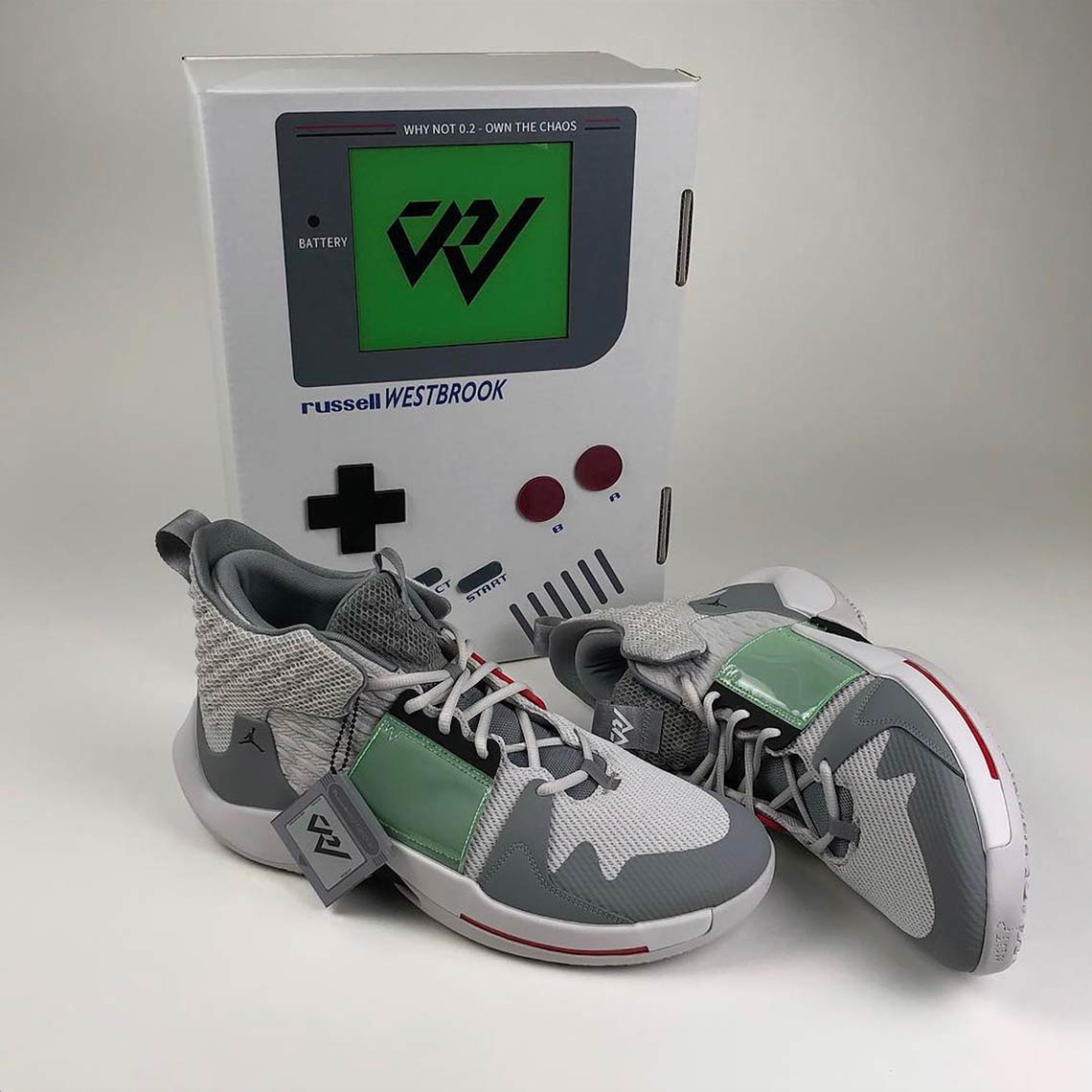 """This """"GameBoy"""" Jordan Why Not Zer0.2 Promo Sample is Actually the Greatest"""