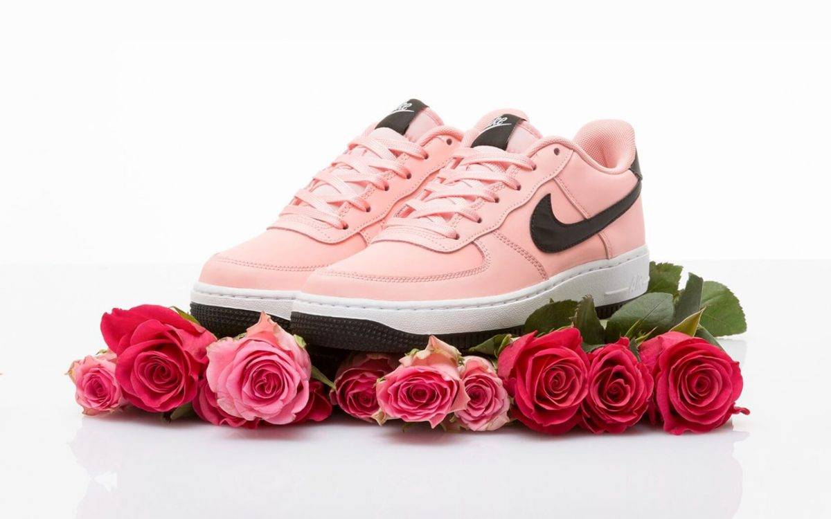Nike Adds the Air Force 1 Low to Lover's Day