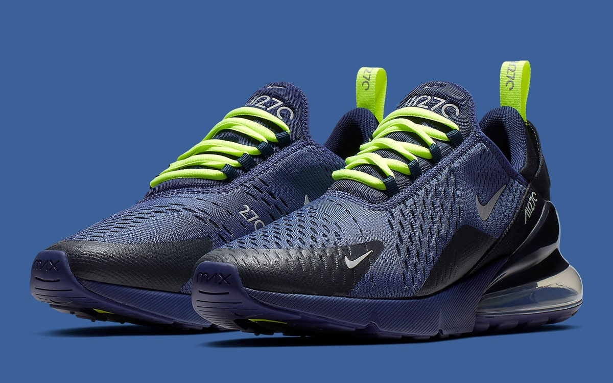high quality newest cheap This Air Max 270 is Made for Seattle Seahawks Supporters ...