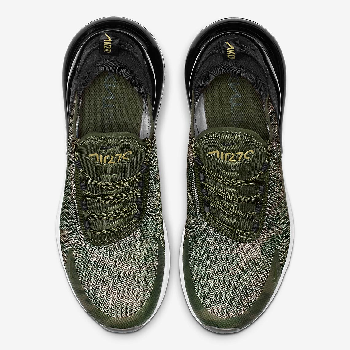 """Available Now // Nike Air Max 270 """"Camo"""