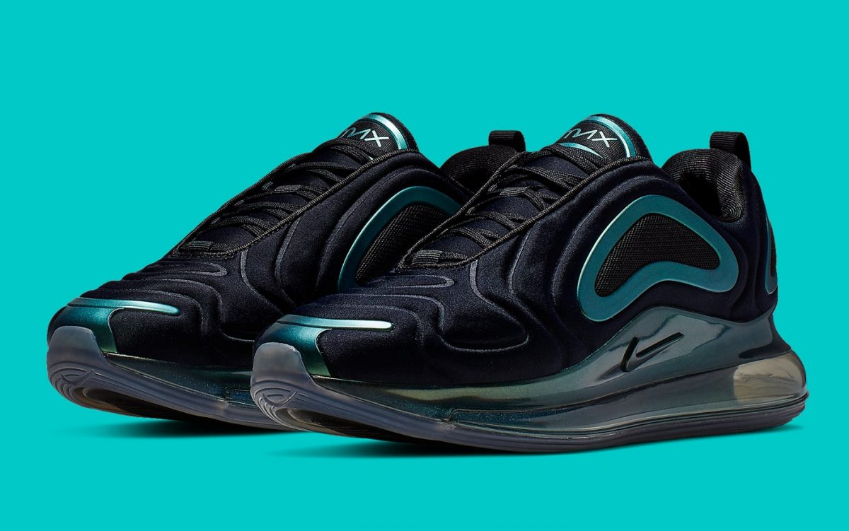 A New Air Max 720 Just Surfaced with Iridescent Detailing