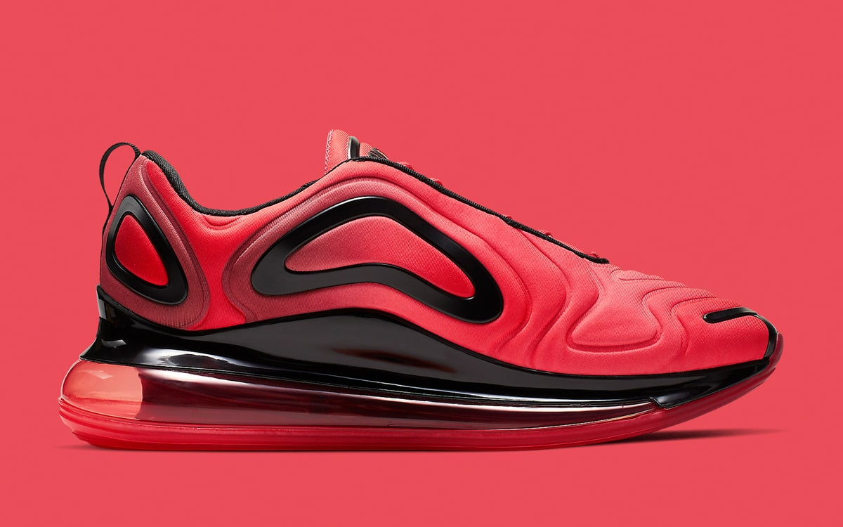 Available Now Nike Air Max 720 University Red House Of Heat