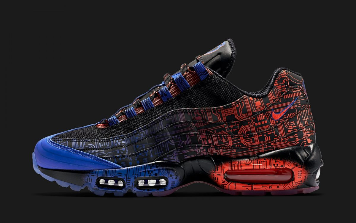 preview of top fashion huge sale The Doernbecher Air Max 95 is Re-Releasing Today! - HOUSE OF ...