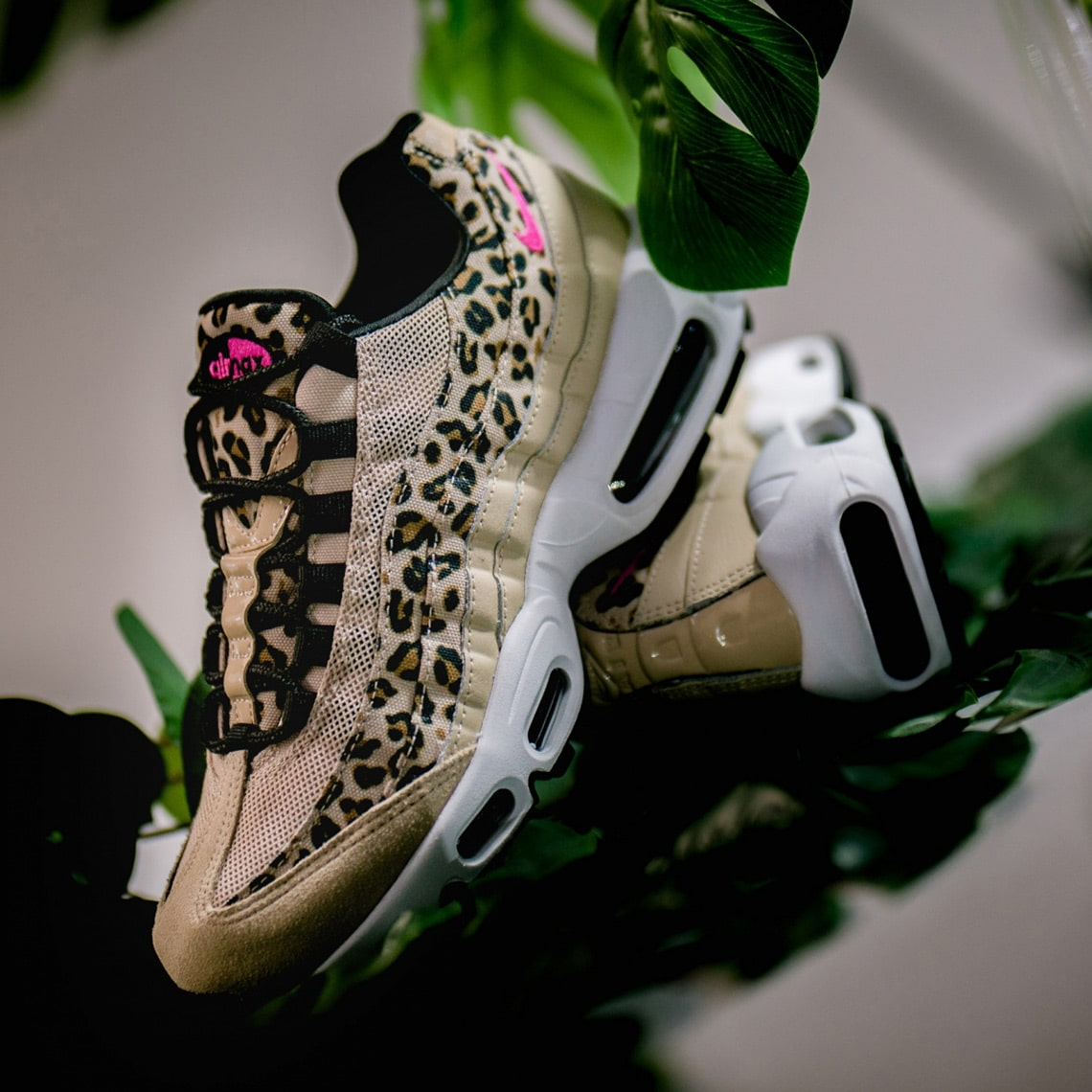"Available Now // Nike Air Max ""Leopard Print"" Pack"