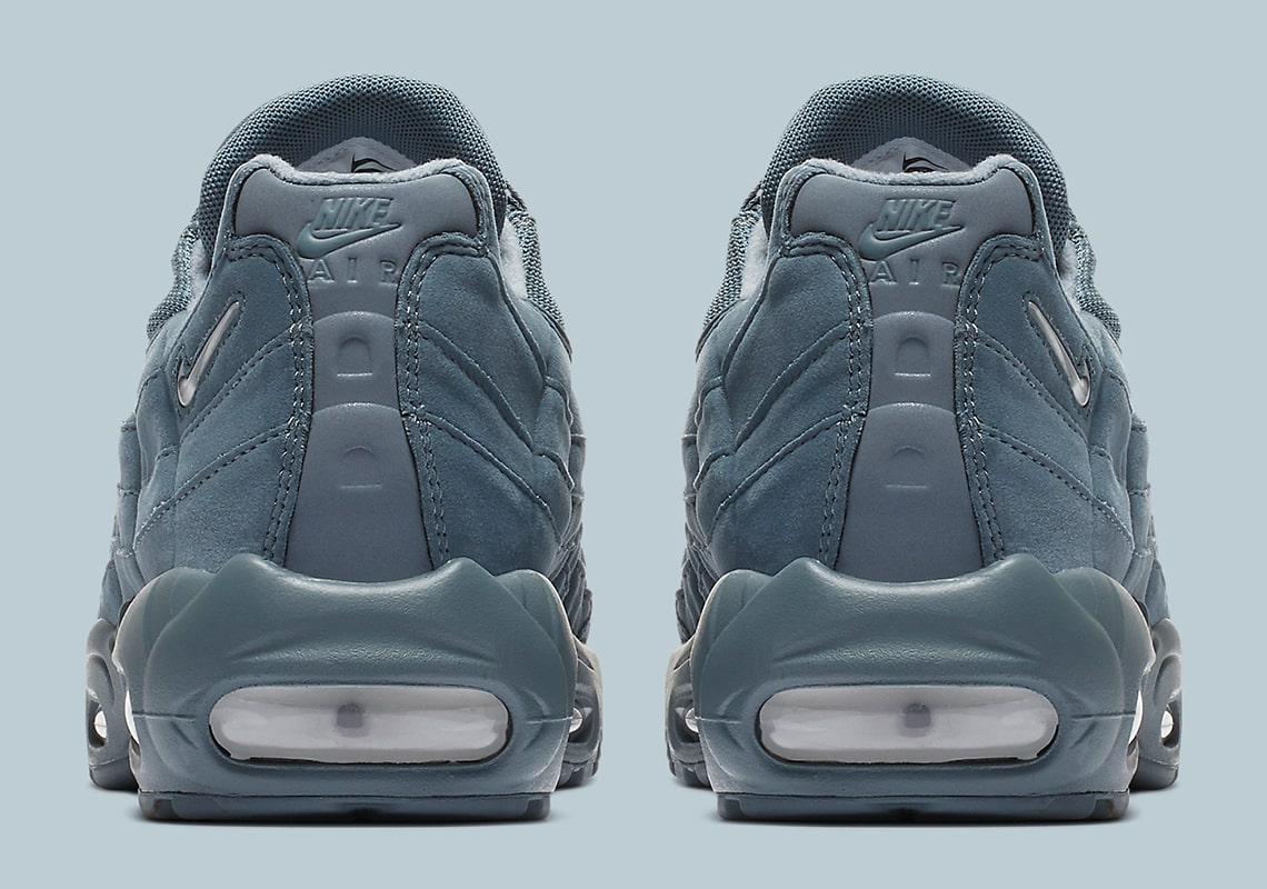 All Blue Hues Hit the Air Max 95 SC HOUSE OF HEAT