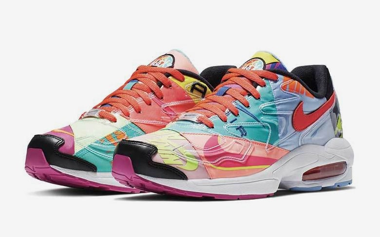 The atmos x Nike Air Max 2 Light Releases Next Month!