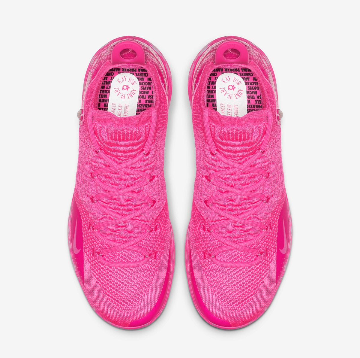 """7adb77522b5b The Nike KD 11 """"Aunt Pearl"""" Honors 59 Cancer Survivors - HOUSE OF ..."""