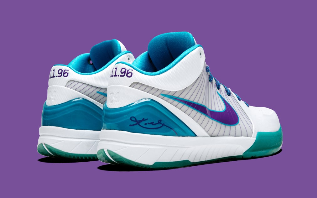 "The Kobe 4 ""Draft Day"" Returns for Charlotte's All-Star Weekend"