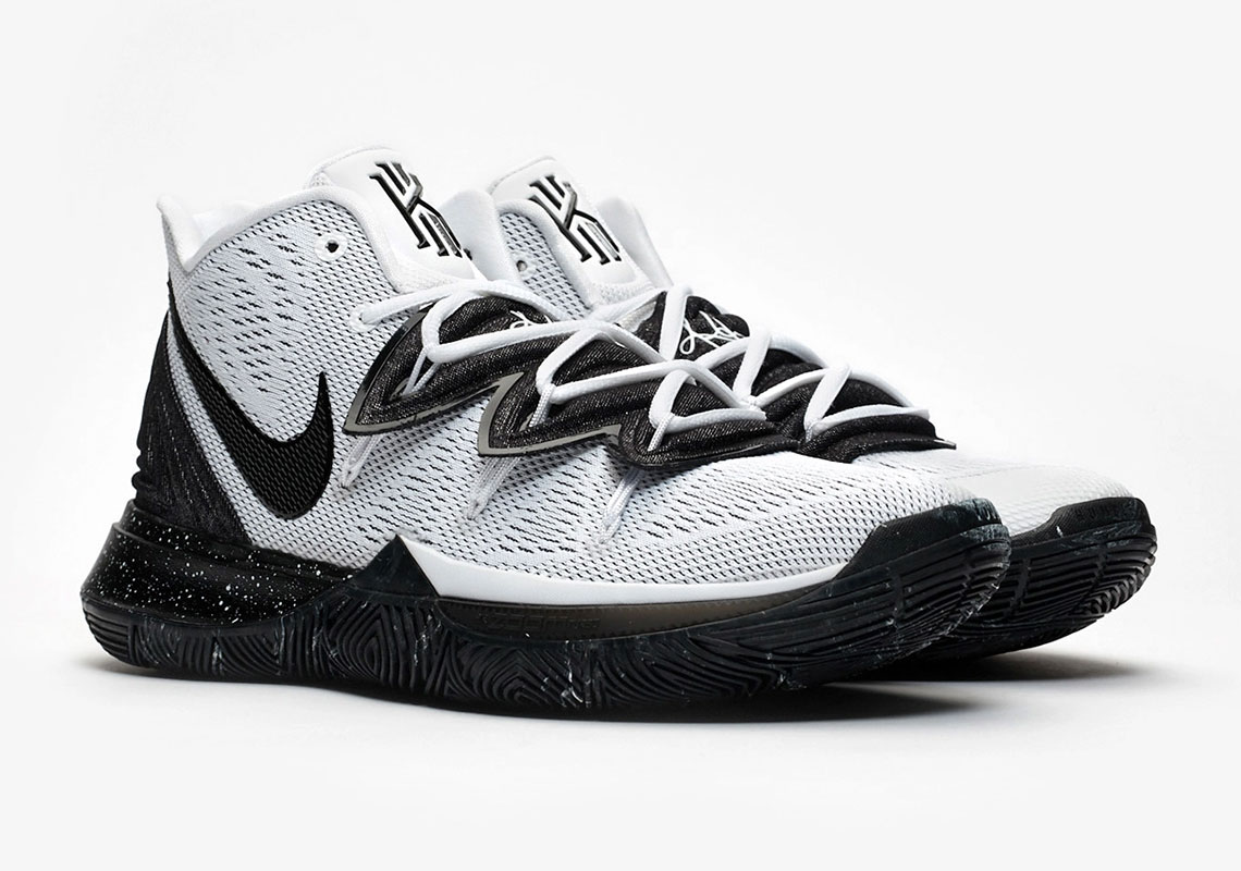 "online store 58f8b f022f The Nike Kyrie 5 ""Cookies and Cream"" Releases Next Week ..."