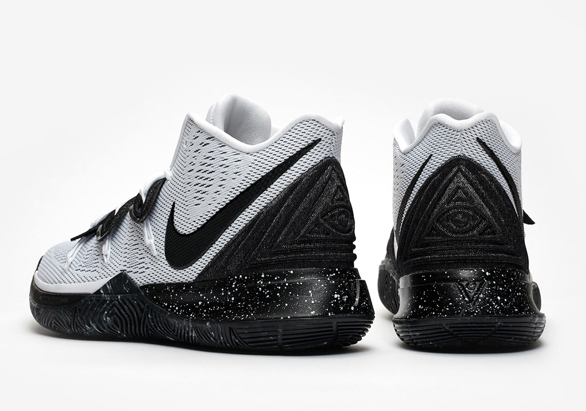 """The Nike Kyrie 5 """"Cookies and Cream"""