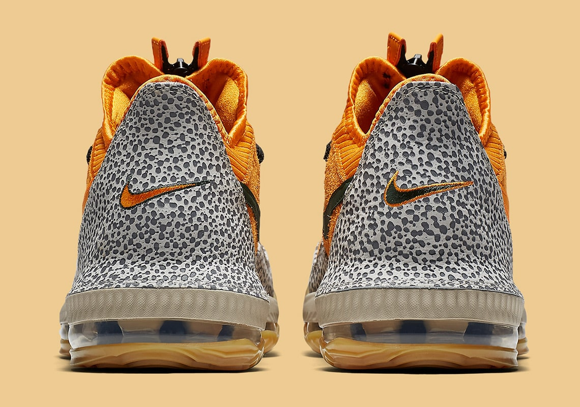 2a9b5c655791 The Nike LeBron 16 Low