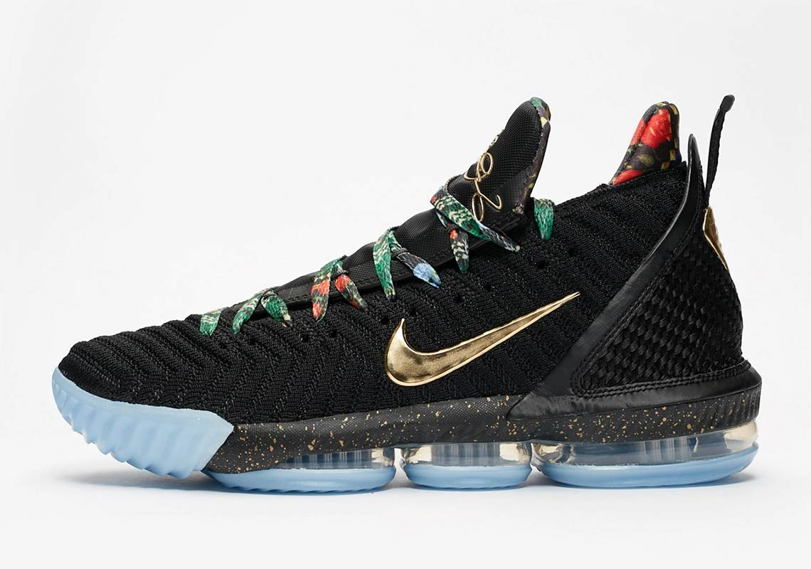 "4a6238172a943 Where to Buy the Nike LeBron 16 ""Watch The Throne"" - HOUSE OF HEAT ..."