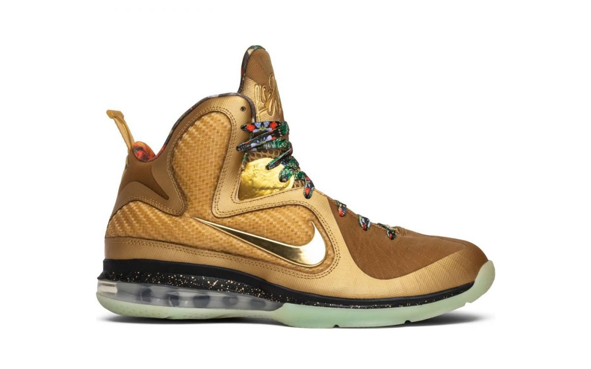 "An Even Rarer ""Watch the Throne"" LeBron 9 Just Surfaced 🤯"