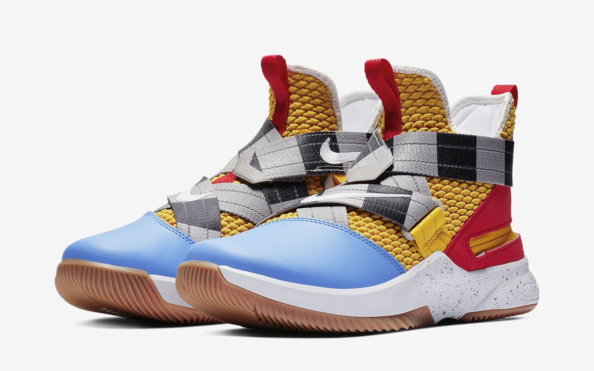 timeless design d7ab2 21a60 Available Now // Toy Story-Themed LeBron Soldier 12 - HOUSE ...