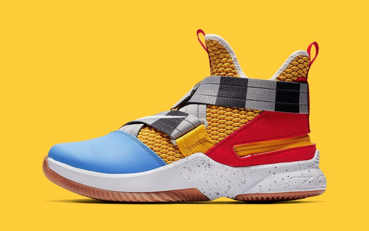 Available Now // Toy Story-Themed LeBron Soldier 12