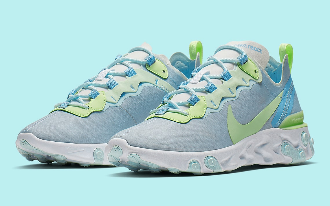 """Frosted Spruce"" is Next Up for the React Element 55"