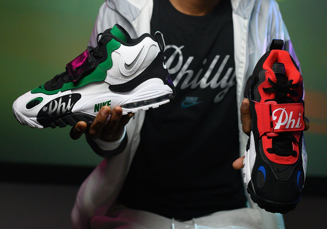 "Foot Locker Honor Philly With Their Latest ""Home and Away"" Pack"
