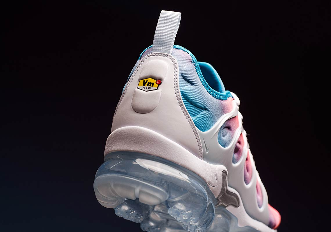 release date: 5e00a 1262d Available Now // Nike VaporMax Plus Gets Submerged in the ...