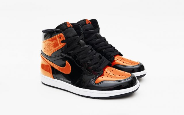 "a00fde2ae7c This Year s Air Jordan 1 ""Shattered Backboard"" 3.0 May Be Arriving in  Patent Leather"