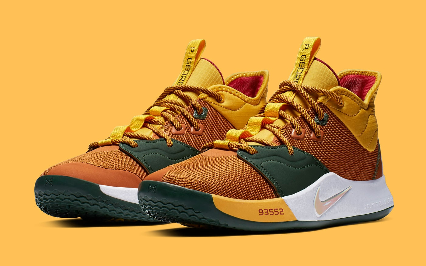 """buy online 7d9a2 c2ef8 Where to Buy Paul George's ACG-Inspired Nike PG3 """"All-Star ..."""