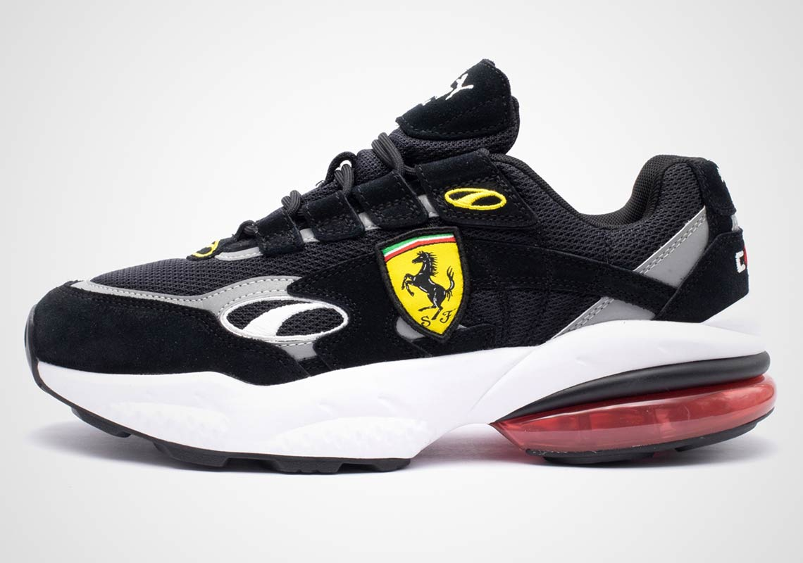 Ferrari and PUMA Continue their Collaborative Partnership with a Duo ... 29df736024d