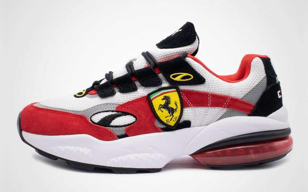 Ferrari and PUMA Continue their Collaborative Partnership with a Duo of  Scuderia-Inspired Cell Venoms c129e6c626b