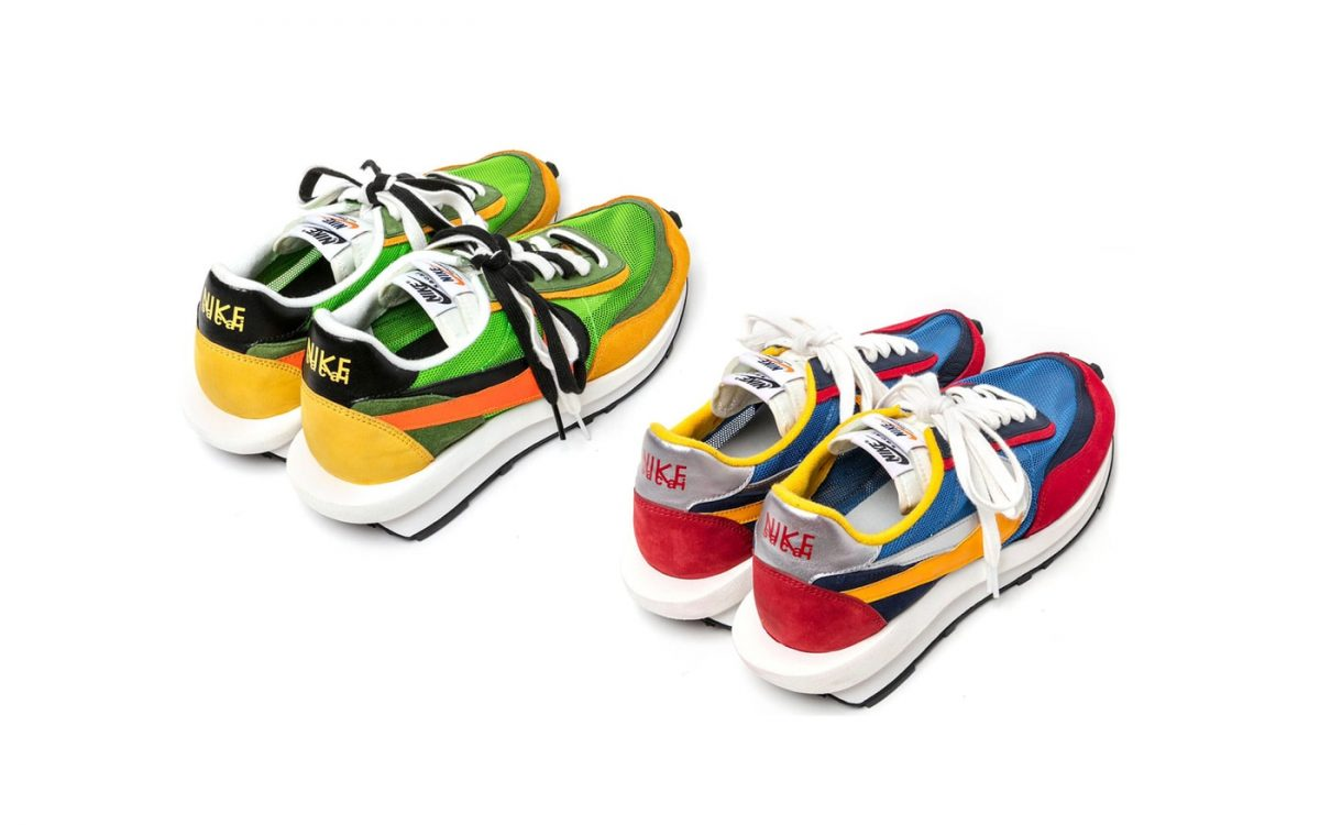 The Sacai x Nike LDV Waffle Capsule May 30th