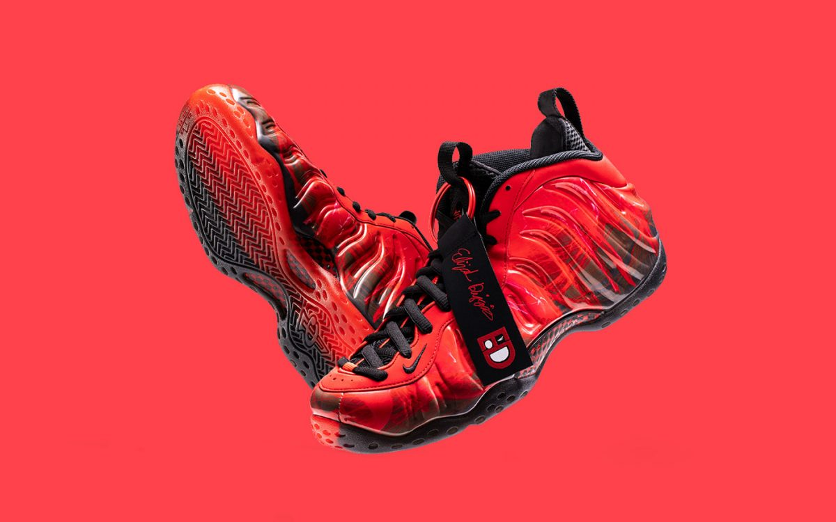 Why I'm Seeing Red Over Nike's Doernbecher Retro Releases