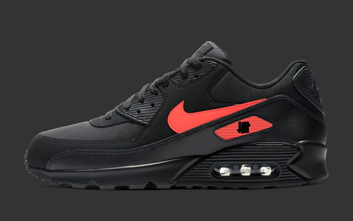 Undefeated to Drop Epic Eight-Piece Air Max Pack for Fall